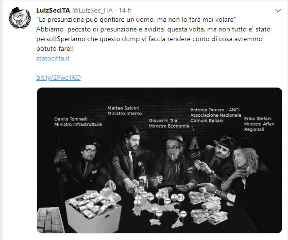 2019 lulzsec